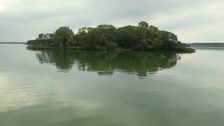 Lake Island Summertime