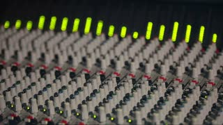 Professional Studio Equipment with Sound Controller and Equalizer