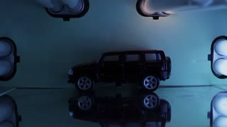 Automobile Exhibition, Car Toy