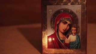 Orthodox Icon of Virgin Mary