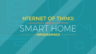 Iot And Smart Home Infographics
