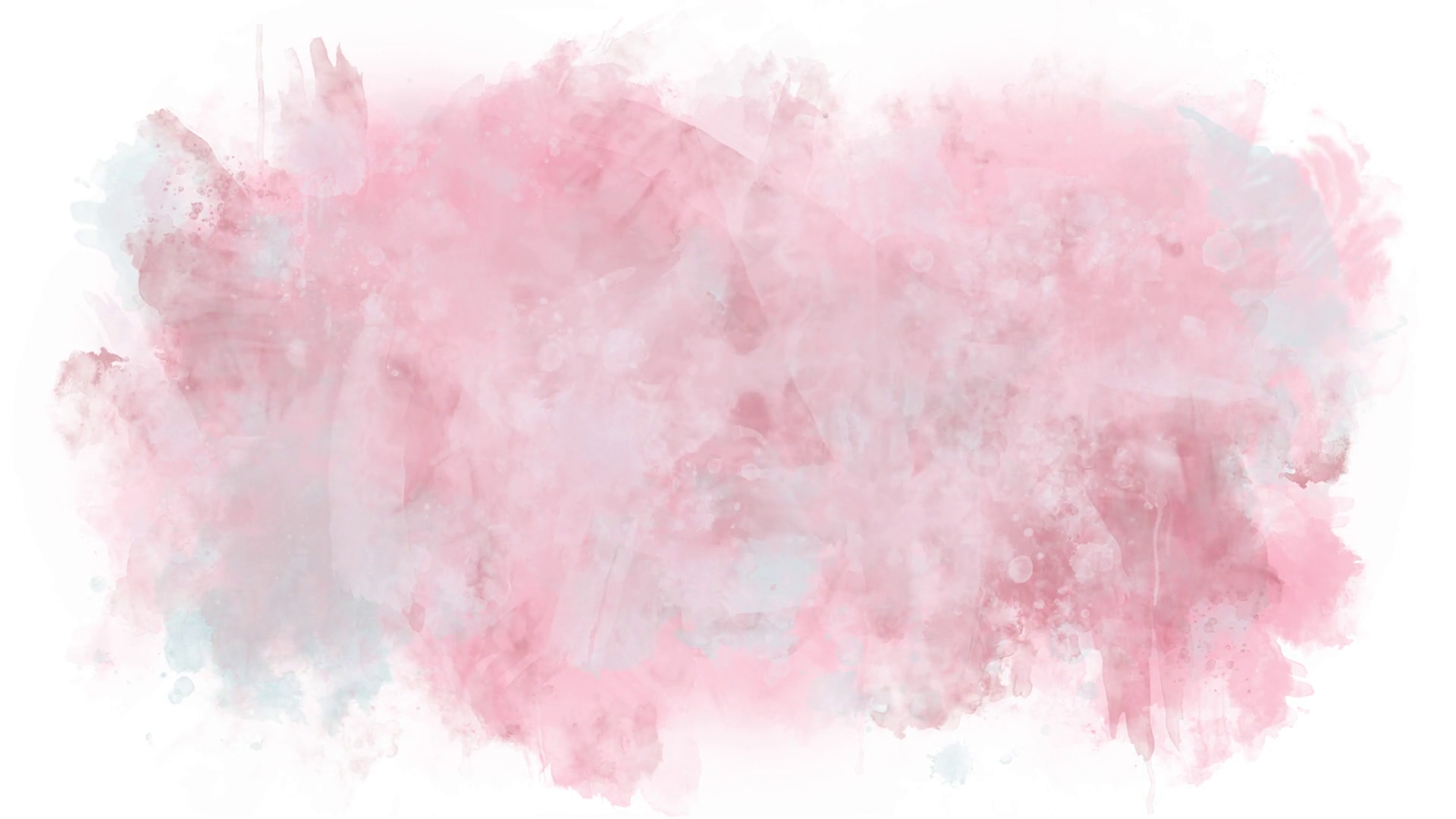 Pastel Background From Watercolor Stains Motion Background Storyblocks