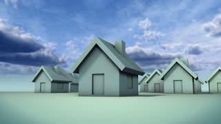 An ordinary house turns into eco-house