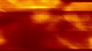 Abstract Red Orange VJ Loop