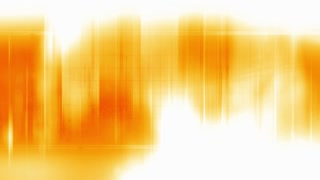 Animated yellow orange white abstract looping background