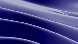 Blue ripple looping animation