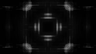 Darkness and light geometric looping motion design backdrop