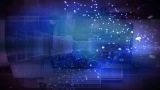 Geometric particle swarm loop