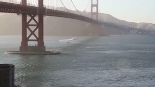 Golden Gate Bridge Time Lapse three