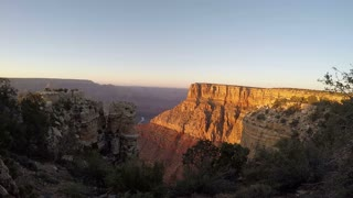 Grand Canyon Fish eye lens