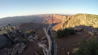 Grand Canyon Sunset Shot Eight