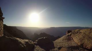 Grand Canyon Sunset Shot Four