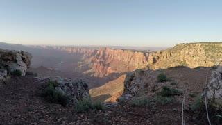 Grand Canyon Sunset Shot Six
