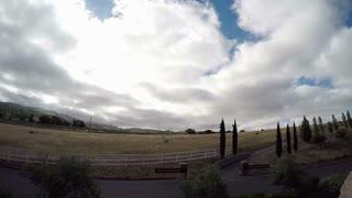 Napa Valley time lapse three
