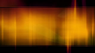 Red Orange Abstract Frame Loop