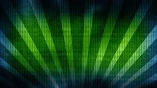 Retro blue green dots and bars loop