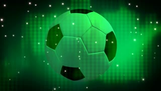 Soccer Looping background