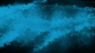 Abstraction flowing blue textured looping animated CG backdrop