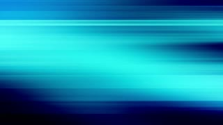 Animated CG background blue glitch mode feedback streaks looping animation