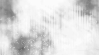 Black and white particle abstract soft and subtle looping background