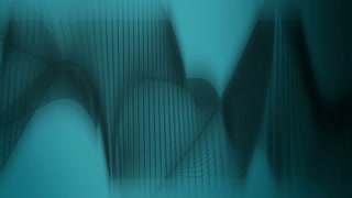 Dark Blue And Black Wire Frame Animated Looping Background