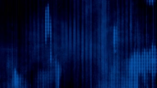 Dark Blue Textured Abstract Animated Looping Background