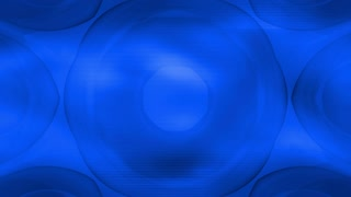 Futuristic CG blue abstract looping subtle movement animated backdrop