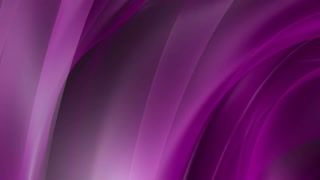 Magenta and flowing highlights animated abstract looping motion backdrop
