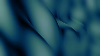 Science fiction style ripple blue colored surface animated looping background