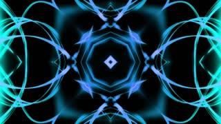 VJ style psychedelic loop