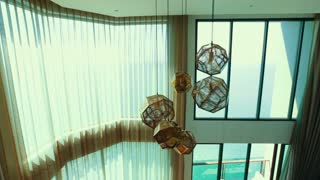 Thailand Bangkok November 21 The interior rooms in the hotel five stars
