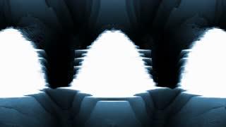 Digital pixel extrusion (Loop).