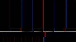 Digital TV signal loss flickers and shifts (Loop).