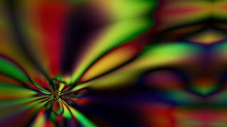 Mesmer 0209: Abstract mesmerizing forms ripple and flow (Loop).
