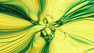 Mesmer 0210: Abstract mesmerizing forms pulse, ripple and flow (Loop).