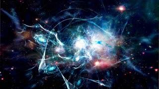 Space 2152: Galaxies form in deep space (Loop).
