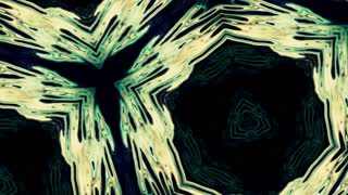 Video Background 1165: Abstract fluid forms pulse, ripple and flow (Loop).