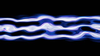 Video Background 1202: Abstract fluid light patterns pulse, ripple and flow (Loop).