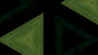 Video Background 1366: Abstract geometric patterns flicker and pulse (Loop).
