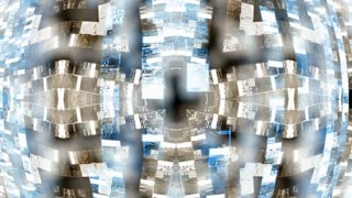 Future Tech 0117: Futuristic technology digital data (Loop).