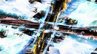 Future Tech 0142: Futuristic technology digital light abstraction (Loop).