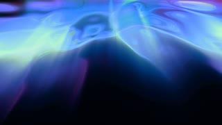 Light FX2144: Liquid light patterns flow, ripple and shine (Loop).