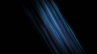Shafts of blue light flicker and shine (Loop).