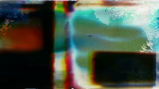 Total Chaos 007: A water damaged filmstrip flickers chaotically (Loop).