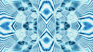 Video Background 2371: Fractal technology abstraction (Loop).