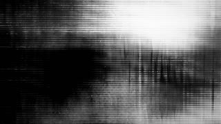 Video Background 2442: Streaming device screen pixels fluctuate with video motion (Loop).