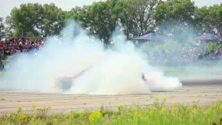Car racing - drifting