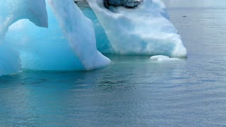 Icebergs in Iceland - 2 - Jokulsarlon