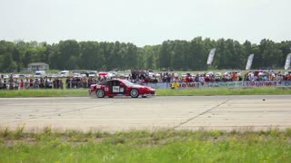 Racecar driving and drifting