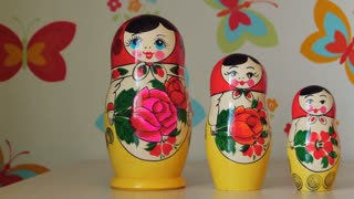 Russian Matryoshka Doll